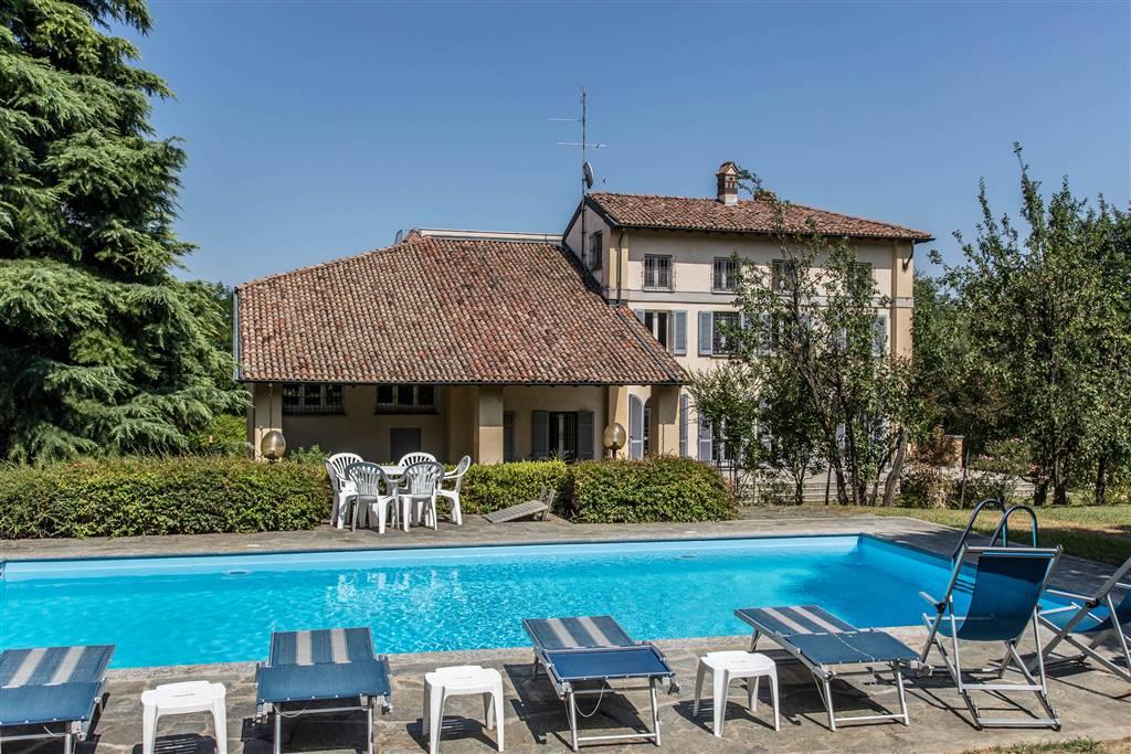 Villa in vendita a Stradella, 8 locali, prezzo € 950.000 | Cambio Casa.it