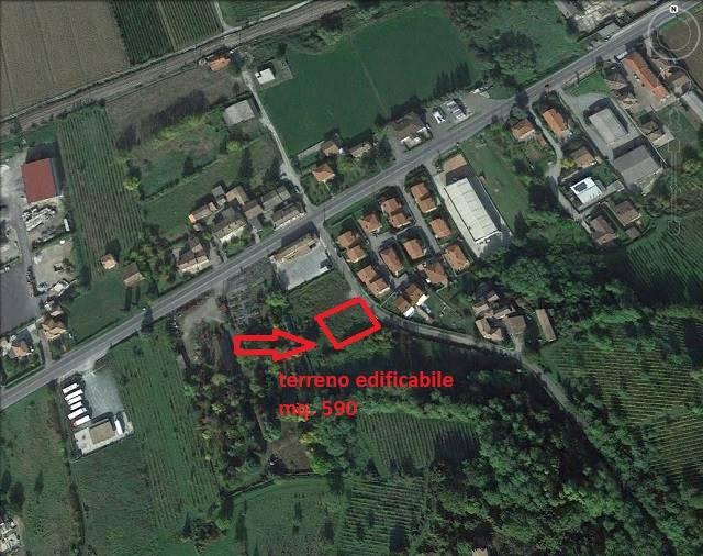 Terreno Edificabile Residenziale in Vendita a Santa Giuletta
