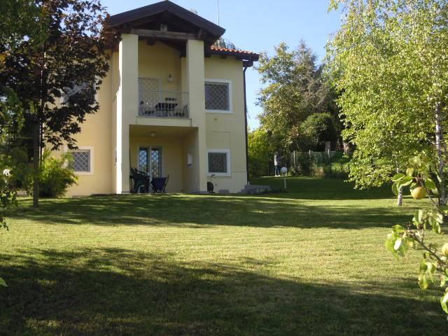 Villa in affitto a Fortunago, 7 locali, prezzo € 550 | Cambio Casa.it