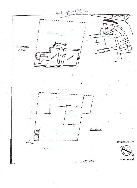 Rustico / Casale in vendita a Tavoleto, 6 locali, prezzo € 90.000 | Cambio Casa.it