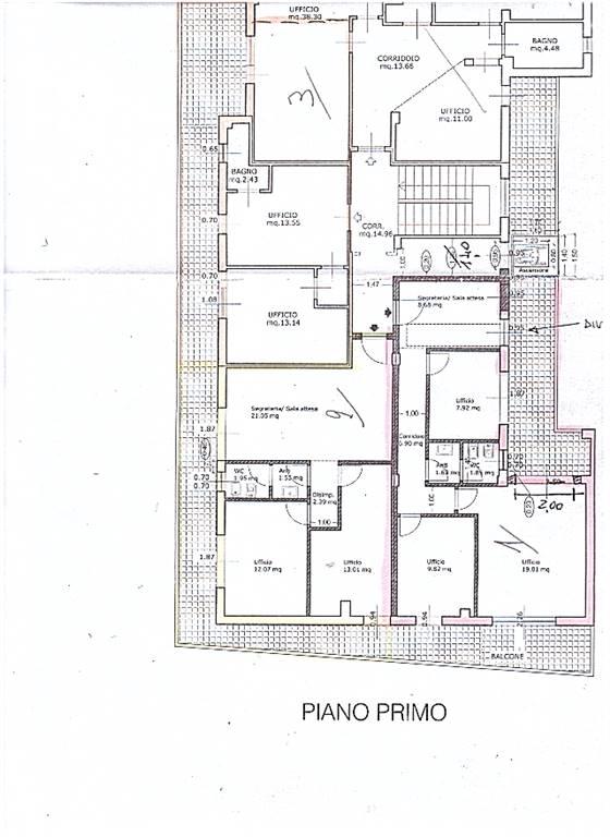 Ufficio / Studio in Affitto a Riccione