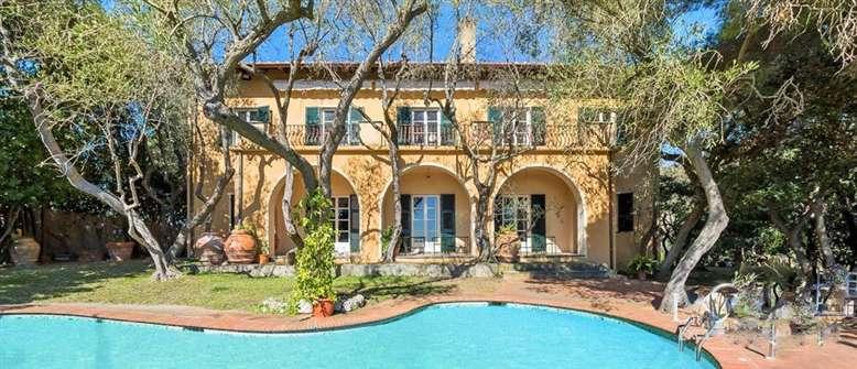 Villa in vendita a lerici zona tellaro la spezia rif for Case lerici vendita