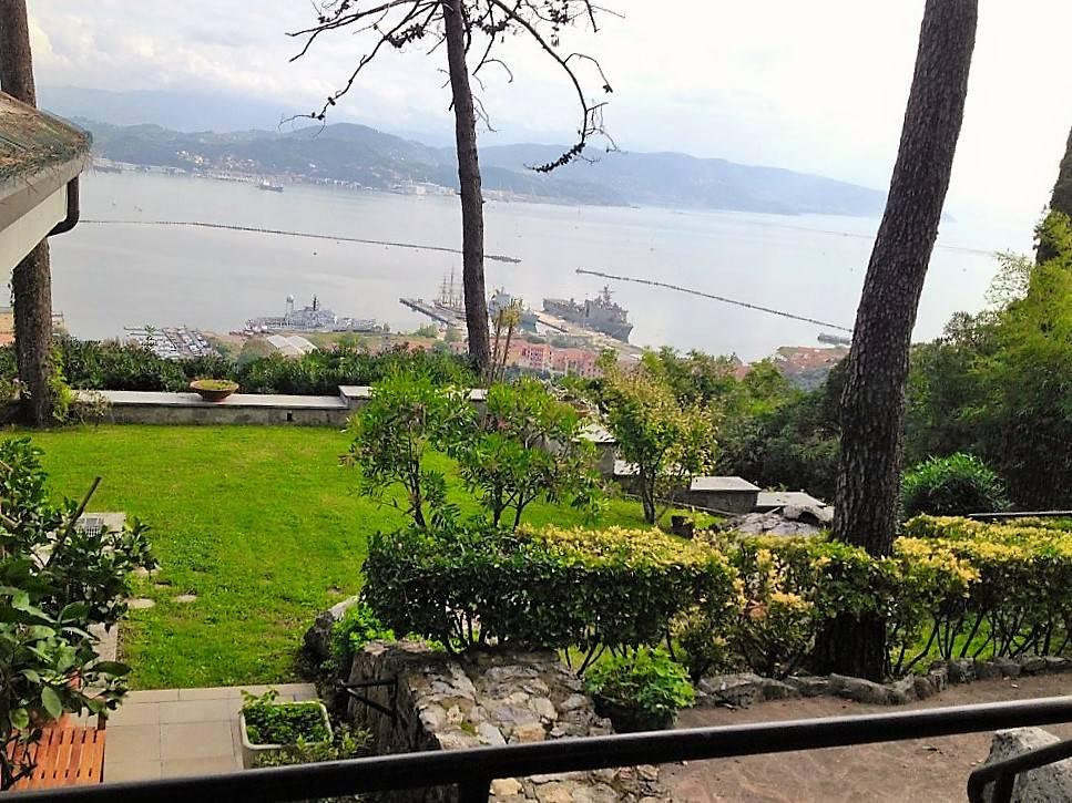 Villa in vendita a La Spezia, 8 locali, zona Località: LITORANEA, prezzo € 1.680.000 | CambioCasa.it