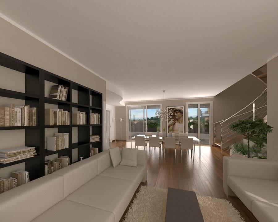Appartamento in vendita a Trebaseleghe, 4 locali, prezzo € 200.000 | Cambio Casa.it