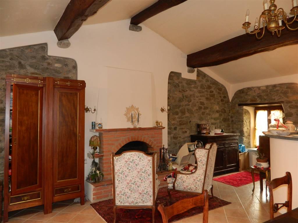 Soluzione Semindipendente in affitto a Fivizzano, 7 locali, prezzo € 420 | CambioCasa.it