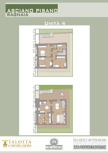 Rustico / Casale in vendita a San Giuliano Terme, 6 locali, zona Zona: Asciano, prezzo € 450.000 | CambioCasa.it