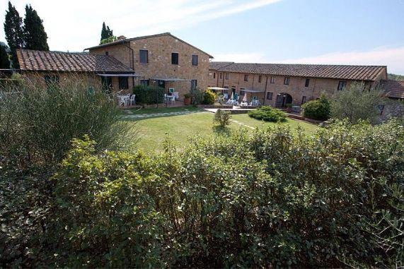 Soluzione Indipendente in vendita a Montaione, 2 locali, prezzo € 120.000 | Cambio Casa.it