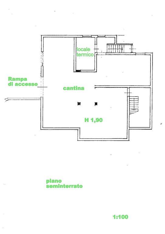 Villa in vendita a Santa Maria a Monte, 10 locali, prezzo € 490.000 | Cambio Casa.it