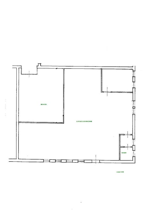 Immobile Commerciale in vendita a Livorno, 3 locali, prezzo € 350.000   Cambio Casa.it