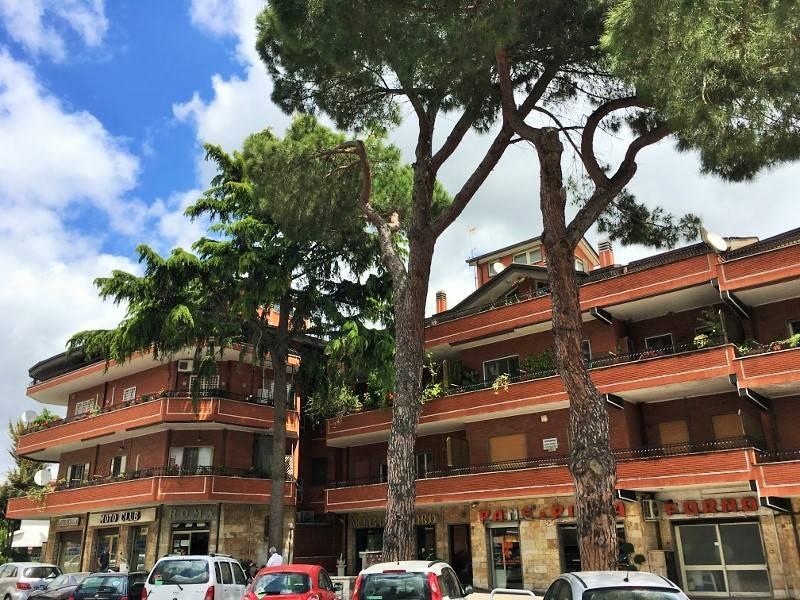 Mansarda in Via Della Cappelletta Della Giustiniana 34, Giustiniana, Roma