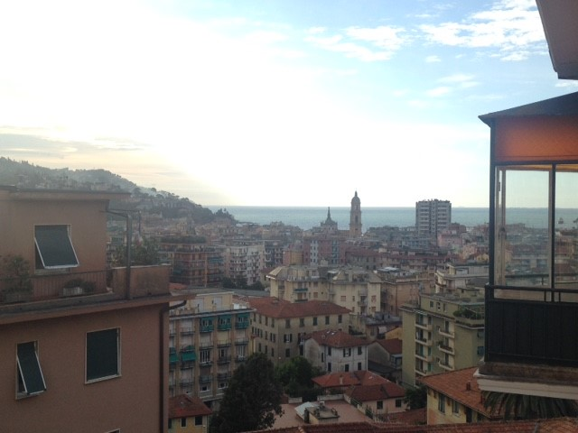 Quadrilocale, Rapallo