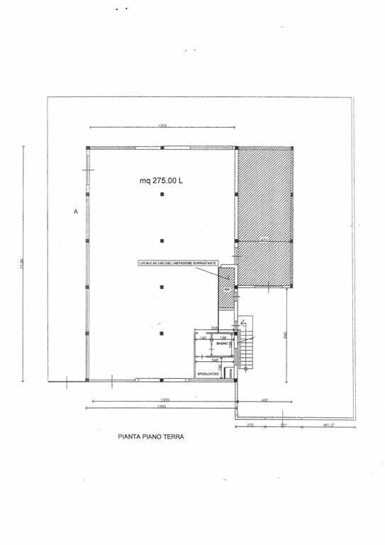 Laboratorio in affitto a Viareggio, 2 locali, zona Località: MIGLIARINA, prezzo € 1.200 | Cambio Casa.it