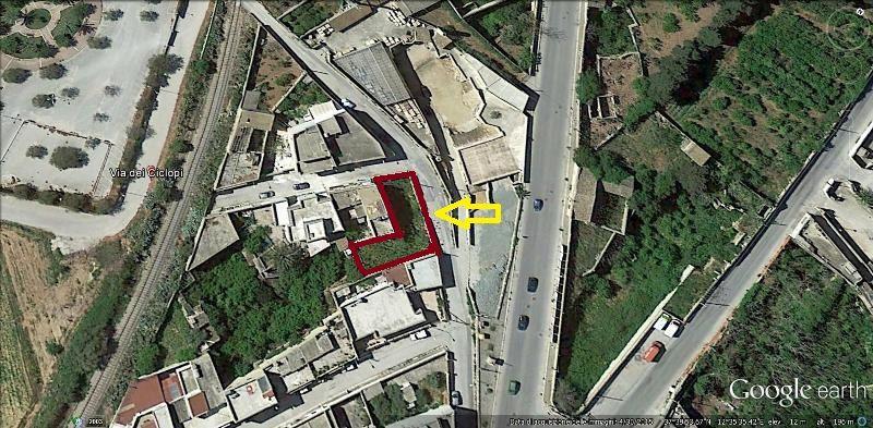 Terreno Edificabile Residenziale in vendita a Mazara del Vallo, 9999 locali, zona Località: VIA MARSALA, prezzo € 50.000 | CambioCasa.it