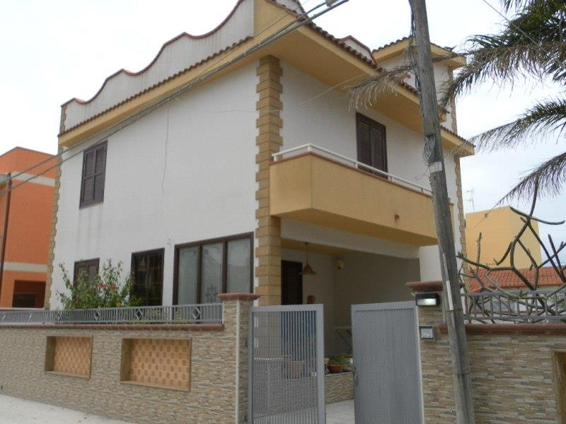 Villa in affitto a Mazara del Vallo, 5 locali, zona Località: TONNARELLA, prezzo € 600 | Cambio Casa.it