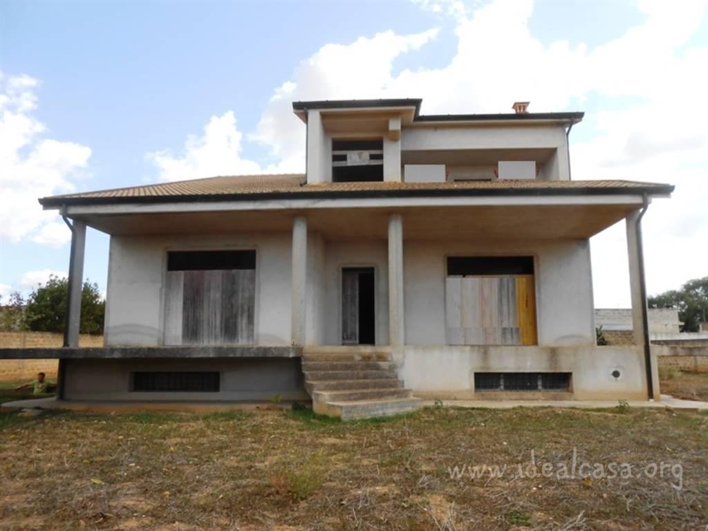 Villa in vendita a Mazara del Vallo, 10 locali, zona Località: SANTA MARIA, prezzo € 145.000 | CambioCasa.it