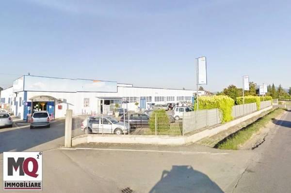 Capannone in vendita a Pontecorvo, 1 locali, Trattative riservate | CambioCasa.it