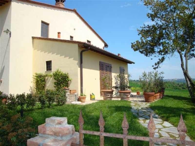 Soluzione Indipendente in vendita a Montespertoli, 4 locali, prezzo € 400.000 | Cambio Casa.it