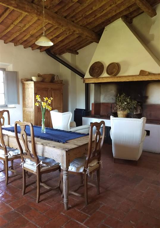 Soluzione Indipendente in vendita a Gambassi Terme, 5 locali, zona Zona: Varna, prezzo € 450.000 | Cambio Casa.it