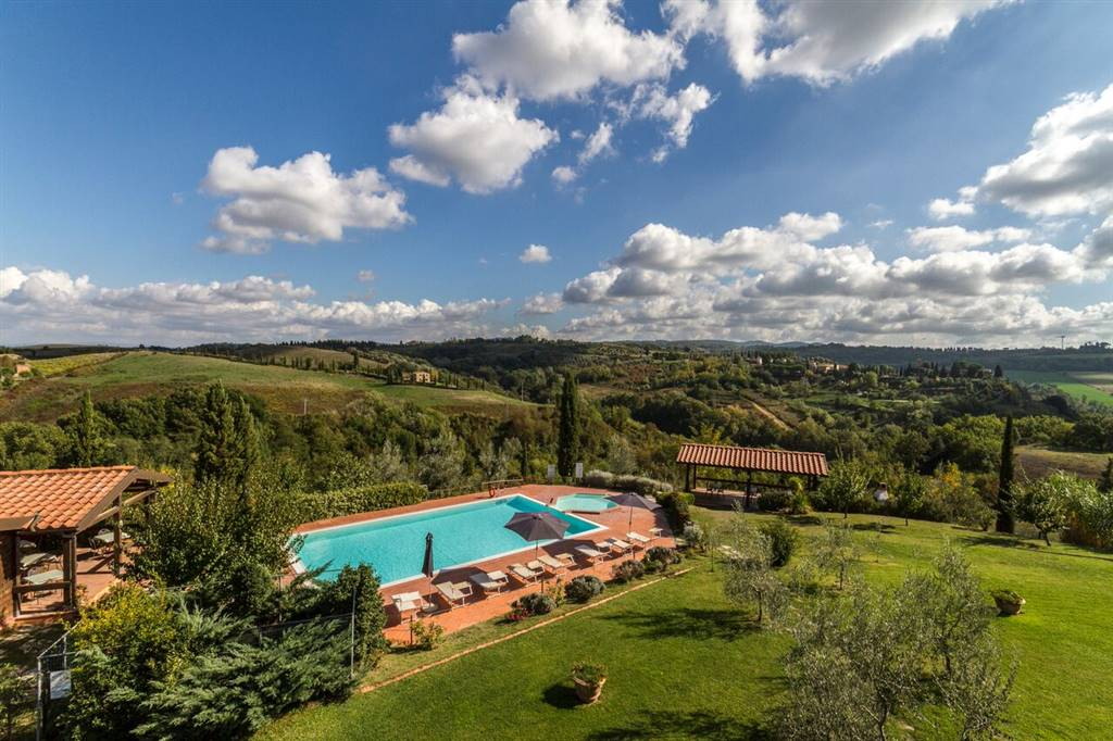 Soluzione Indipendente in vendita a Montaione, 2 locali, zona Zona: Sùghera, prezzo € 175.000 | CambioCasa.it