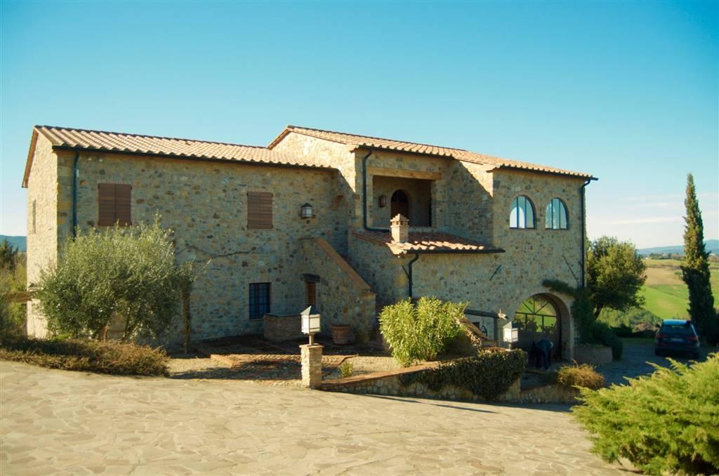 Villa in vendita a Pomarance, 10 locali, prezzo € 1.490.000 | Cambio Casa.it