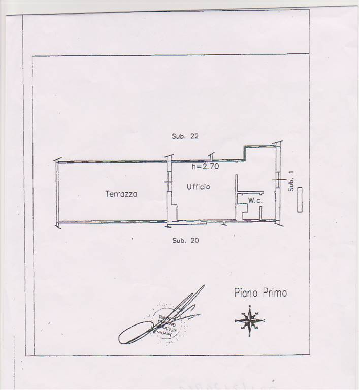 Ufficio / Studio in vendita a Arcola, 9999 locali, zona Zona: Ponte di Arcola, prezzo € 55.000 | CambioCasa.it