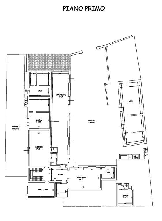 Soluzione Indipendente in vendita a Calenzano, 20 locali, zona Zona: Spazzavento, prezzo € 1.100.000 | Cambio Casa.it