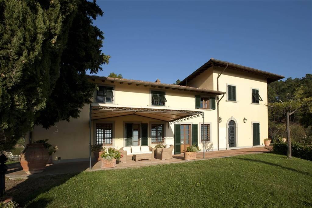 Villa in vendita a Prato, 12 locali, zona Zona: Cerreto, prezzo € 1.500.000 | Cambio Casa.it