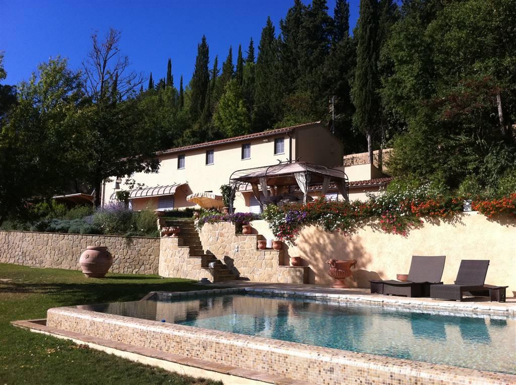 Villa in vendita a Tavarnelle Val di Pesa, 8 locali, zona Zona: San Donato in Poggio, prezzo € 1.600.000 | Cambio Casa.it