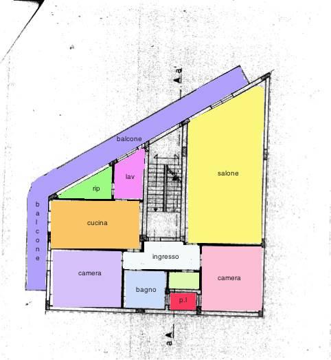 Appartamento in vendita a Misilmeri, 3 locali, prezzo € 100.000 | Cambio Casa.it