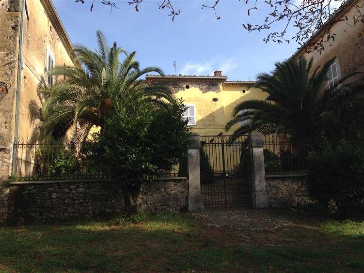 Villa, Pofi, da ristrutturare