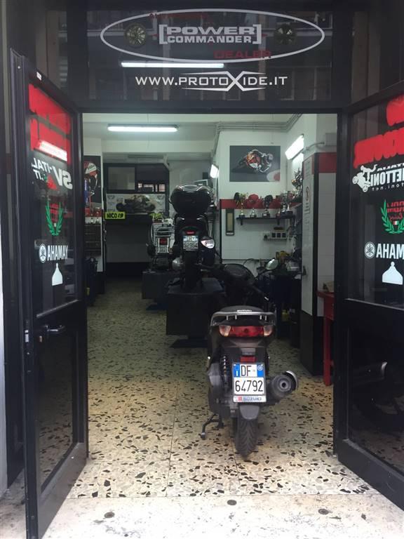 Negozio in Via Malagodi 21, Roma