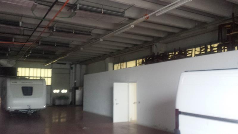 capannone Affitto Castelnuovo Rangone