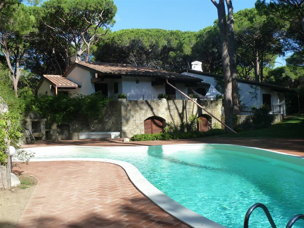 Villa in vendita a Castiglione della Pescaia, 13 locali, prezzo € 3.500.000 | CambioCasa.it