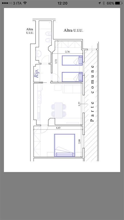 Loft / Openspace in vendita a Viareggio, 2 locali, zona Località: CENTRO, prezzo € 59.000 | CambioCasa.it