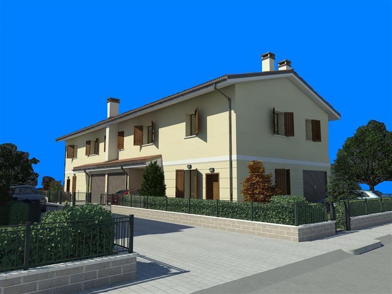 Villa a Schiera in vendita a Conselice, 5 locali, prezzo € 165.000 | Cambio Casa.it