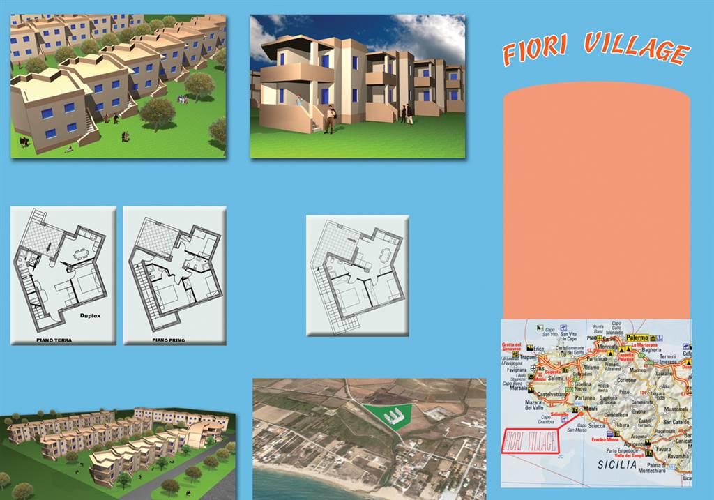 Villa a Schiera in Vendita a Menfi