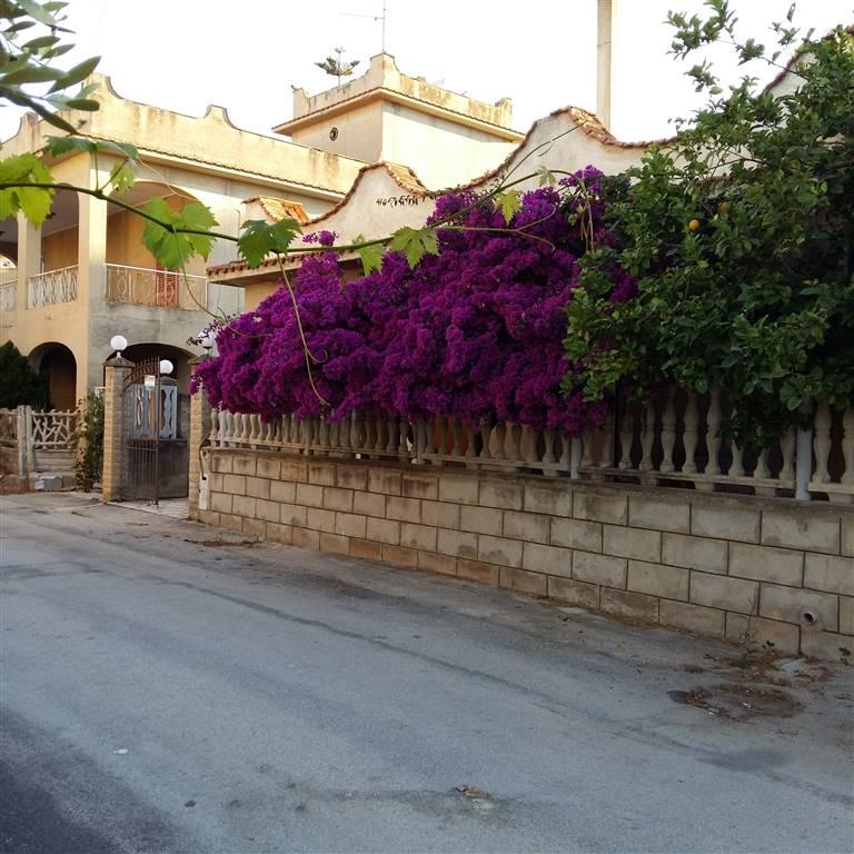 Villa in vendita a Menfi, 5 locali, zona Località: PORTO PALO, prezzo € 260.000 | CambioCasa.it