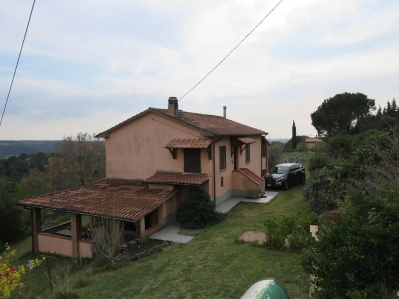 Villa in vendita a Riparbella, 6 locali, prezzo € 445.000 | Cambio Casa.it