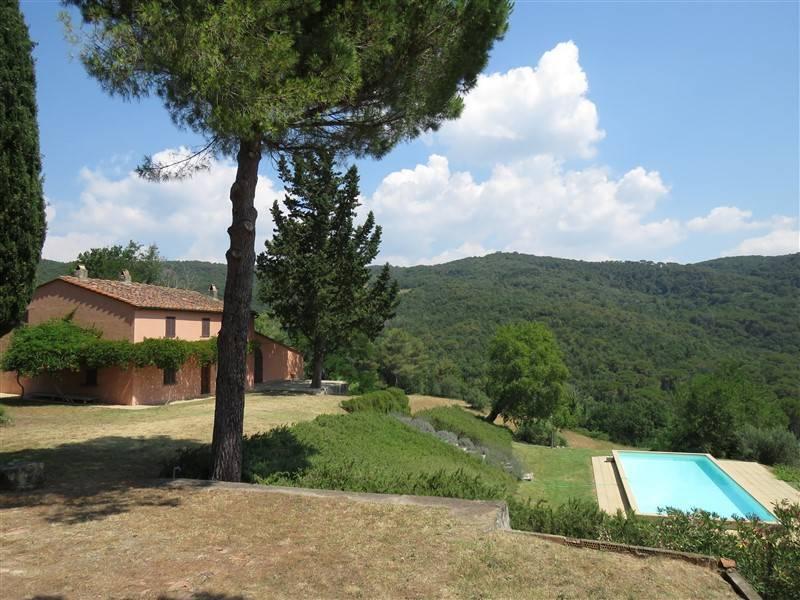 Soluzione Indipendente in vendita a Riparbella, 9 locali, prezzo € 650.000 | Cambio Casa.it