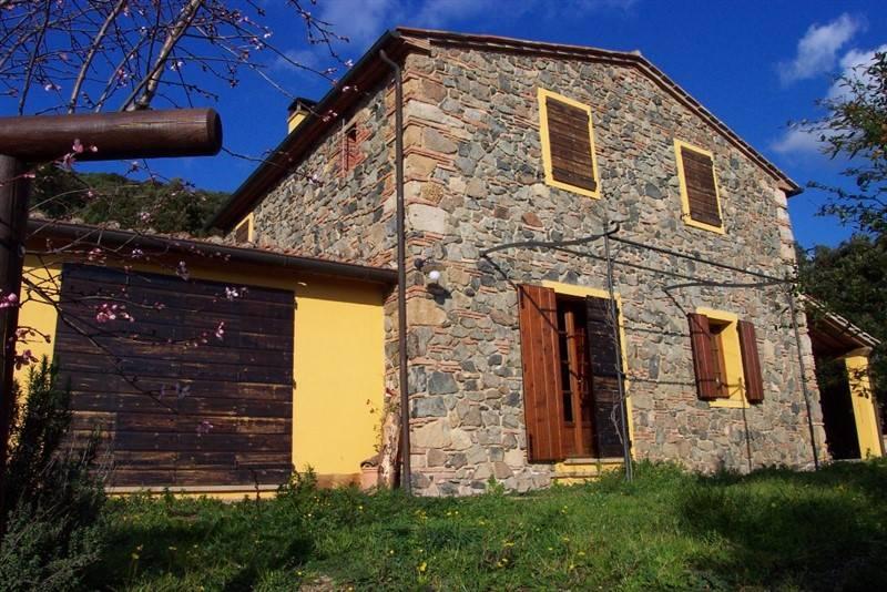 Rustico / Casale in vendita a Riparbella, 6 locali, prezzo € 620.000 | Cambio Casa.it