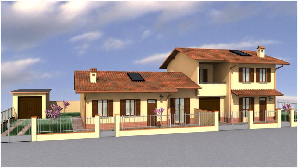 Villa-Villetta Vendita Gambolo'