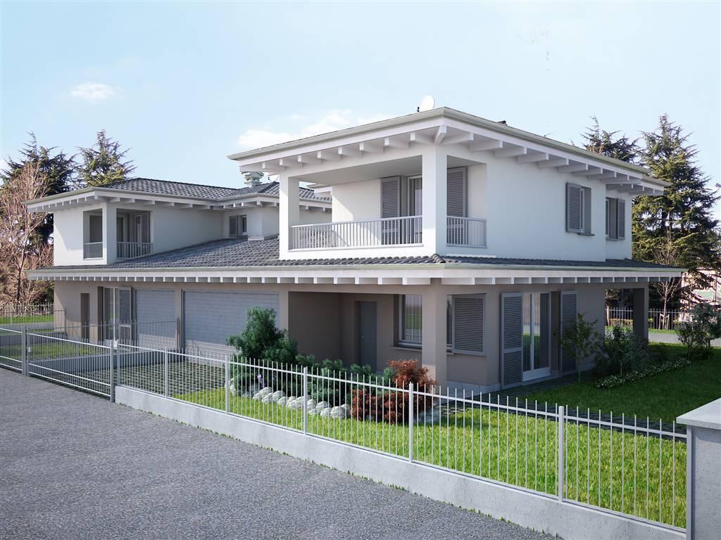 Appartamento indipendente, Osio Sotto, in nuova costruzione