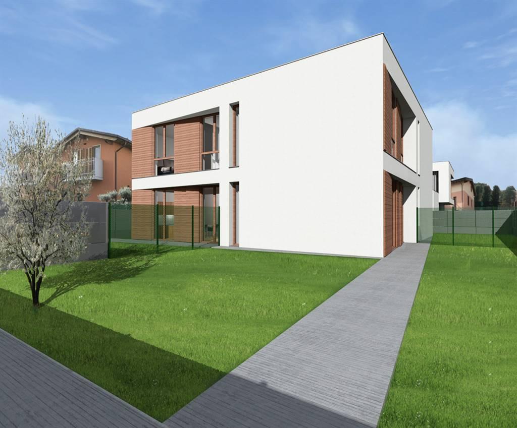 Affitto villa a schiera martinengo in nuova costruzione for Affitto villa bergamo