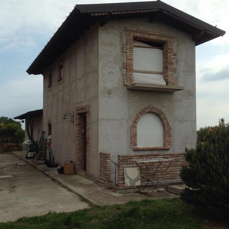 Casa singola, Ciriano, Carpaneto Piacentino, ristrutturata