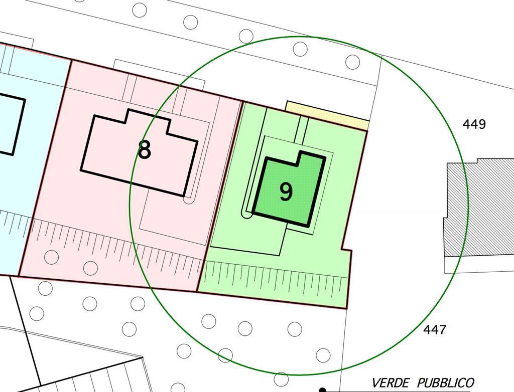 Terreno Edificabile Residenziale in vendita a Capolona, 9999 locali, prezzo € 59.000 | Cambio Casa.it