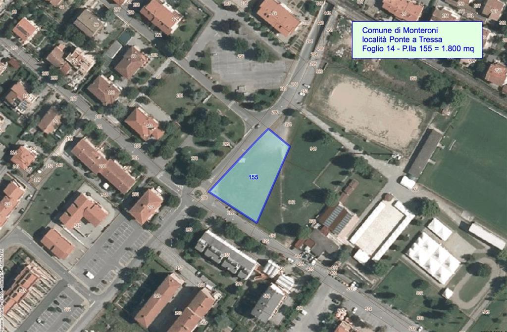 Terreno Edificabile Residenziale in vendita a Monteroni d'Arbia, 9999 locali, zona Località: PONTE A TRESSA, prezzo € 59.000 | Cambio Casa.it