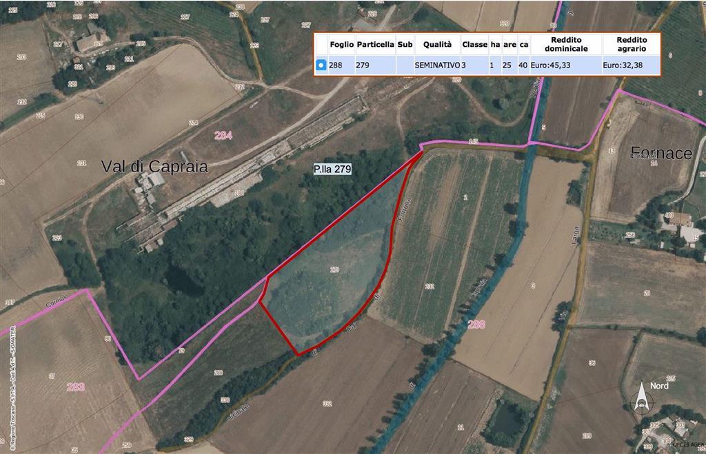 Terreno Agricolo in vendita a Cortona, 9999 locali, zona Zona: Montecchio, prezzo € 9.500 | Cambio Casa.it