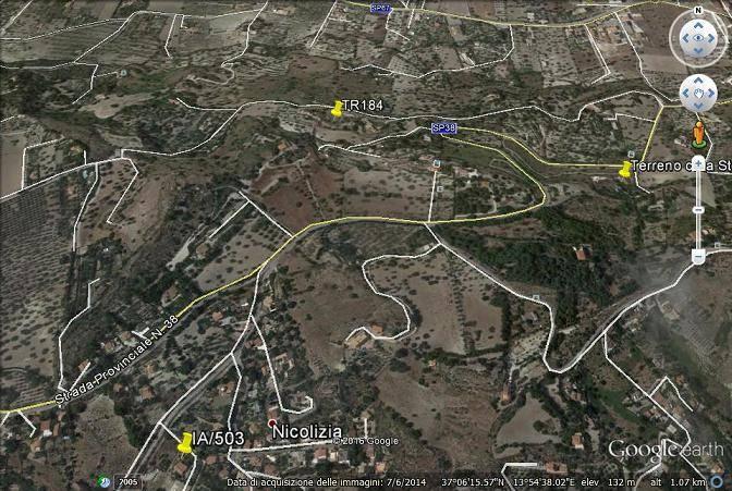 Terreno Agricolo in vendita a Licata, 9999 locali, zona Località: NICOLIZIA/MONTESOLE/MONSERRATO, prezzo € 70.000 | Cambio Casa.it
