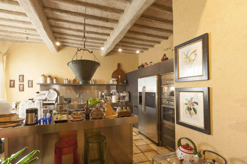Cucina: Villa, San Donato In Poggio, Tavarnelle Val Di Pesa, in ottime condizioni