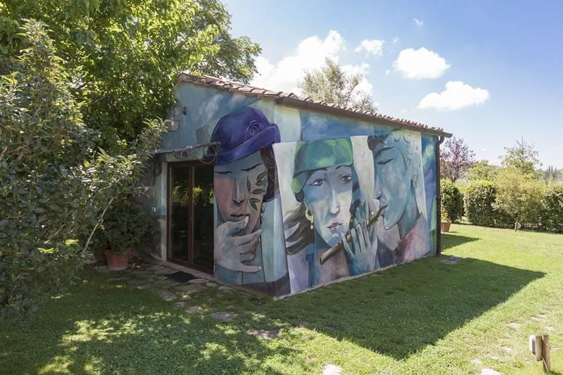 Annesso: Villa, San Donato In Poggio, Tavarnelle Val Di Pesa, in ottime condizioni